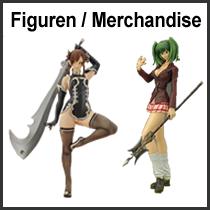 Figuren / Merchandise