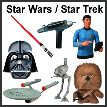 Star Wars / Star Trek