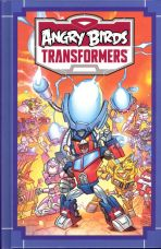 ANGRY BIRDS TP HC TRANSFORMERS