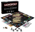 Game Of Thrones Monopoly Game-Of