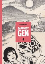 BAREFOOT GEN TP 04 OUT OF THE ASHES