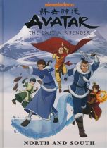 AVATAR TP LAST AIRBENDER NORTH AND