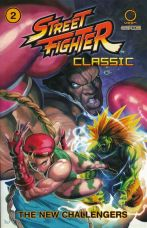 STREET FIGHTER TP CLASSIC 02 NEW