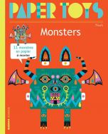 PAPER TOYS SC MONSTERS NEW EDITION