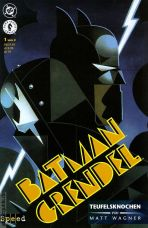 BATMAN GRENDEL SET 01-02