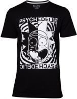 Rick & Morty T-Shirt Psychedelic M