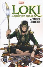 LOKI TP AGENT OF ASGARD COMPLETE