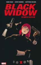 BLACK WIDOW TP 2016 COMPLETE COLL