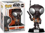Pop Star Wars Q9-Zero Mandalorian