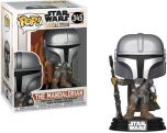 Pop Star Wars Mandalorian Vinyl