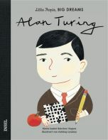 ALAN TURING HC LITTLE PEOPLE BIG