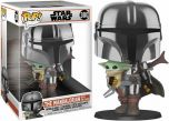 Pop Star Wars Mandalorian+Child