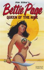 BETTIE PAGE TP QUEEN OF THE NILE