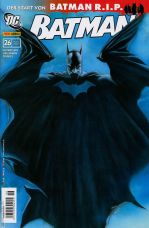 BATMAN SET 2007 #26-34