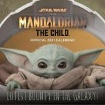 Star Wars Calendar 2021 Child-Star-Wars