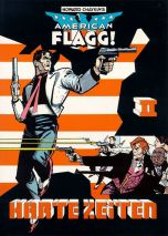AMERICAN FLAGG SET VOL I-II