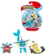 Pokemon Figure Aquana+Mimigma+Kauma