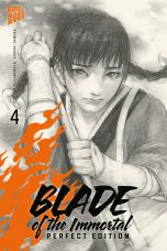 BLADE OF IMMORTAL 04 PERFECT EDITION