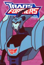 TRANSFORMERS TP ANIMATED 13