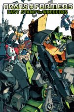TRANSFORMERS TP LAST STAND OF THE WRECKERS