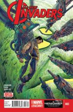 All New Invaders  # 3