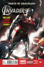 All New Invaders  # 9
