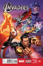 All New Invaders  # 15
