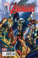All New All Different Avengers  # 1