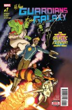 All New Guardians of the Galaxy  # 1