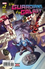 All New Guardians of the Galaxy  # 2