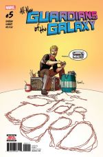 All New Guardians of the Galaxy  # 5