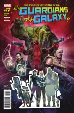 All New Guardians of the Galaxy  # 12