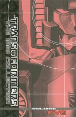 TRANSFORMERS TP HC COLLECTION 05