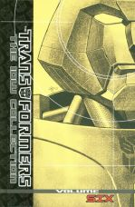 TRANSFORMERS TP HC COLLECTION 06
