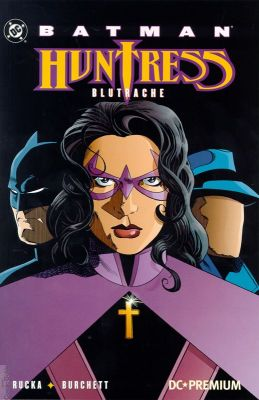 BATMAN HC HUNTRESS BLUTRACHE