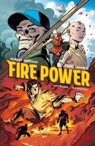 FIRE POWER HC 01
