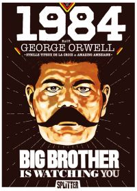 1984 HC GRAPHIC NOVEL BIG BROTHER