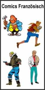 Comics Französisch